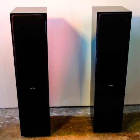 Quad 22L Floor-Standing Loudspeakers