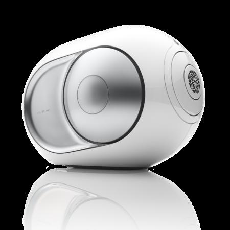 devialet silver phantom loudspeaker